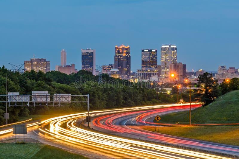 Birmingham, Alabama, EUA imagem de stock royalty free
