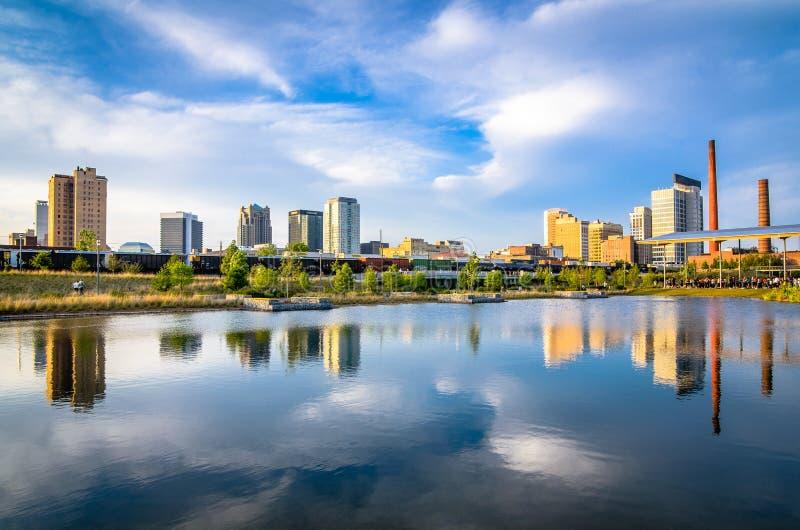 Birmingham, Alabama, EUA foto de stock royalty free