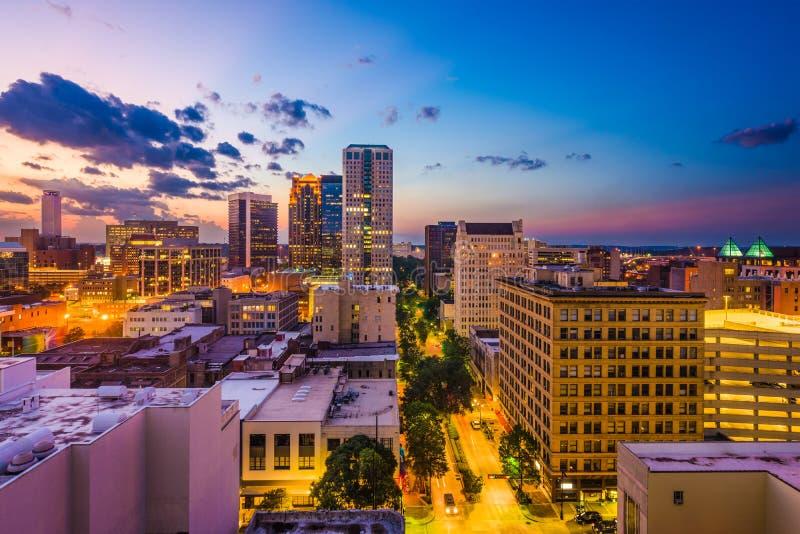 Birmingham, Alabama, EUA imagem de stock