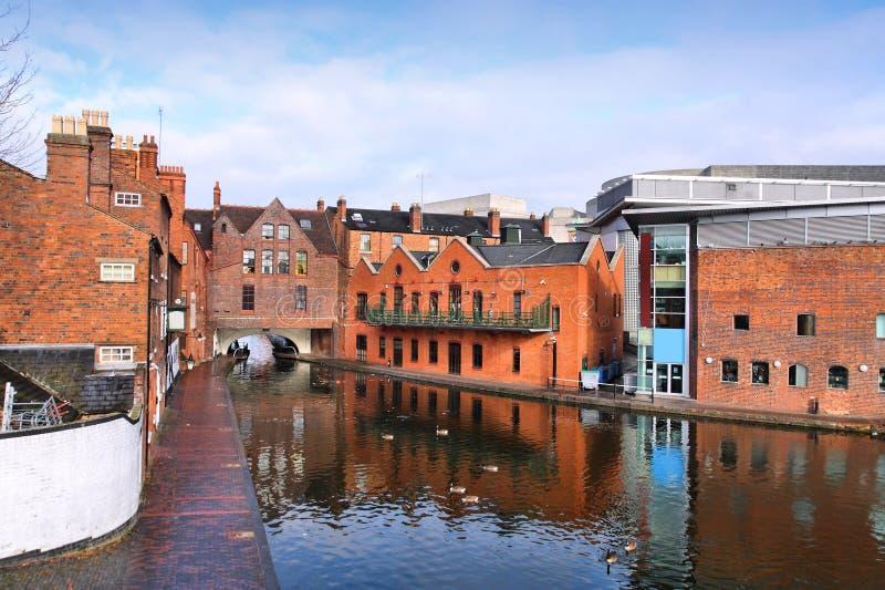 Birmingham, Inghilterra fotografia stock libera da diritti