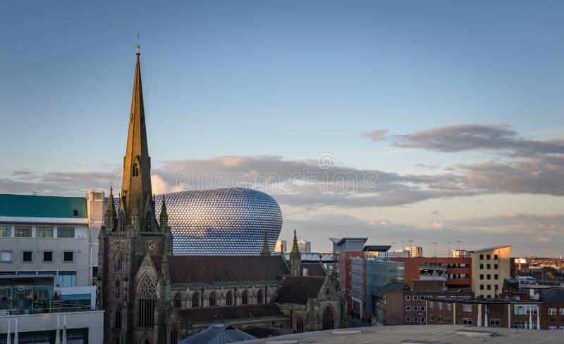 Birmingham Inglaterra, Reino Unido foto de archivo libre de regalías