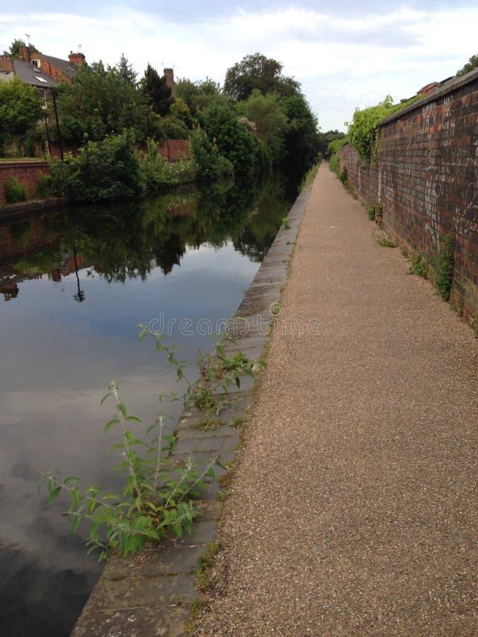 Birmingham kanał obrazy stock
