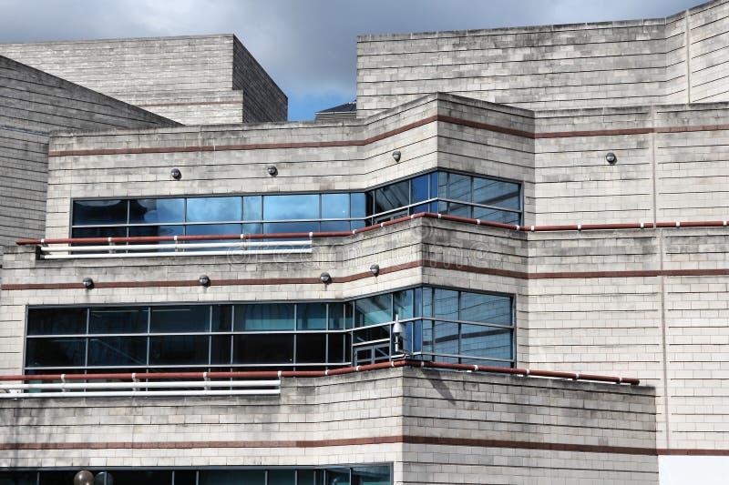 Birmingham-Konferenzzentrum lizenzfreies stockfoto