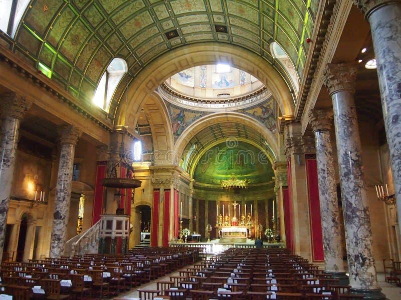 The Birmingham Oratory, England royalty free stock images