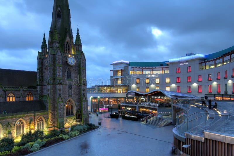 Birmingham, Reino Unido foto de archivo libre de regalías