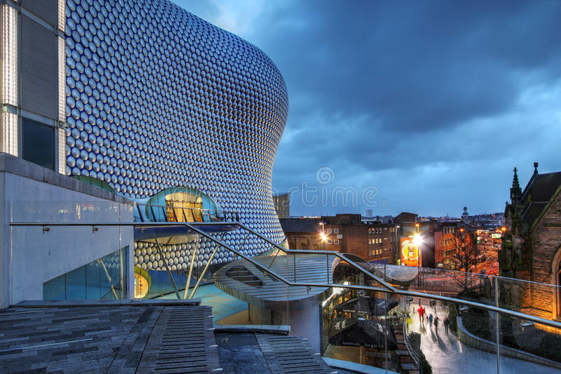 Birmingham, Royaume-Uni images stock