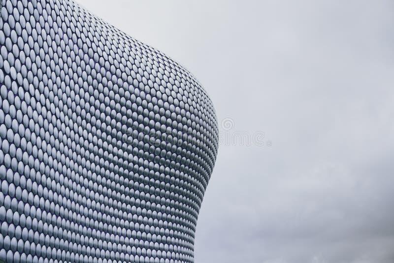 Birmingham Stierkampfarena/Selfridges stockfotografie