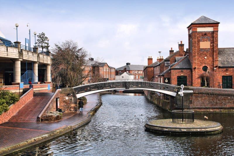 Birmingham, UK obraz royalty free