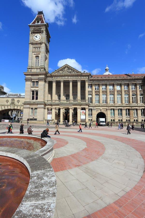 Birmingham UK arkivbilder