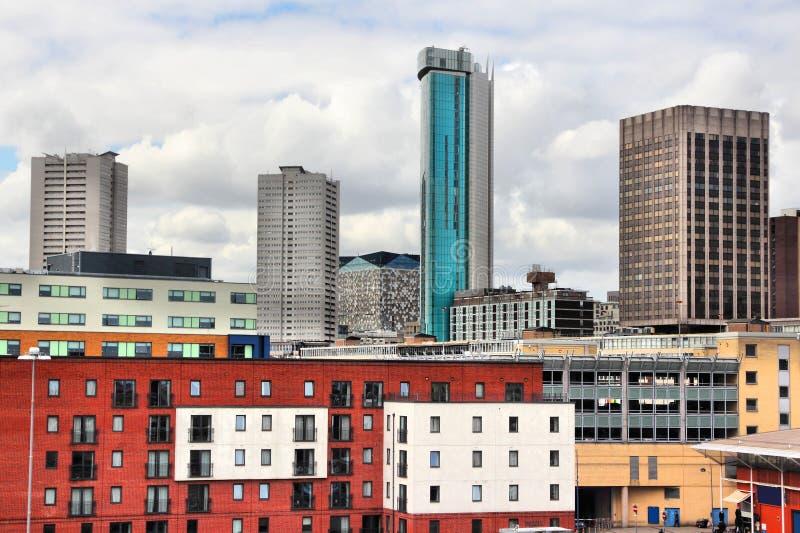 Birmingham UK arkivfoto