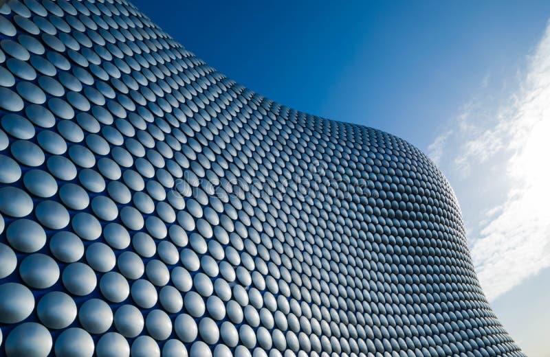 Birminghamm, UK - October 3rd, 2017: the Bullring Shopping Centre, Birmingham, England royalty free stock photos