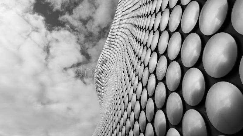 Birminghamm, UK - October 3rd, 2017: the Bullring Shopping Centre, Birmingham, England royalty free stock image