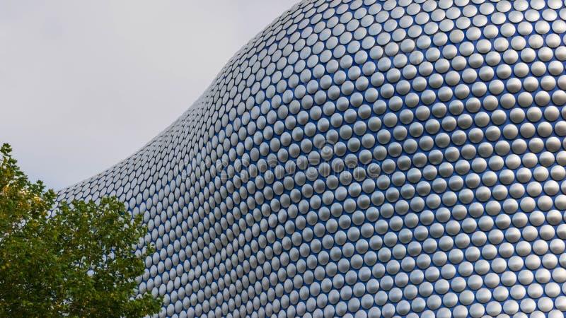 Birminghamm, UK - October 3rd, 2017: the Bullring Shopping Centre, Birmingham, England stock images