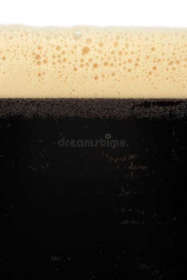Birra corpulenta fotografia stock