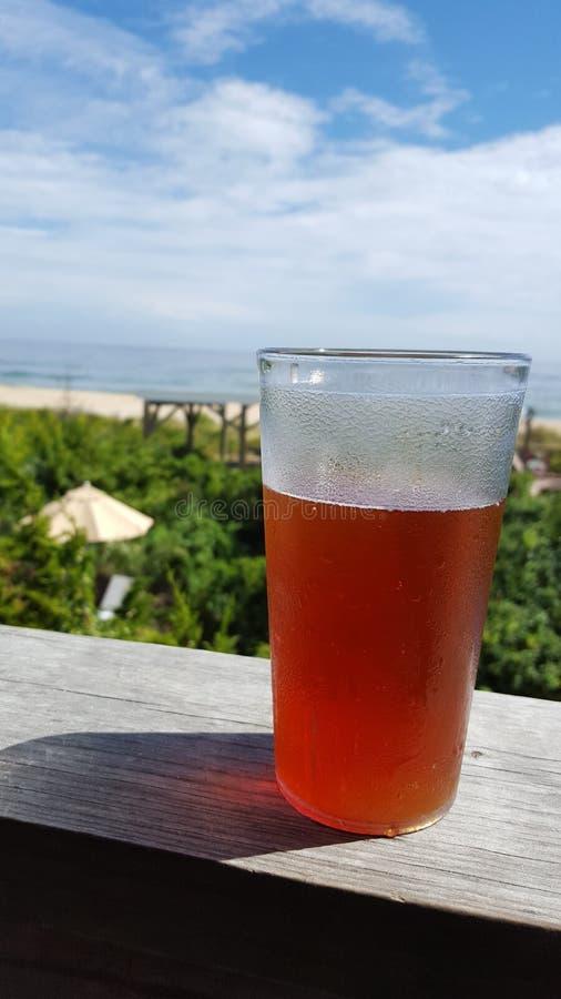 Birra del mestiere di birra fatta in casa fotografia stock