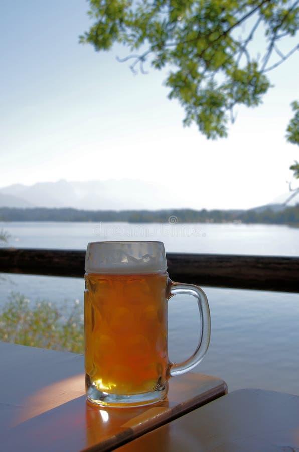Birra della Baviera immagine stock libera da diritti