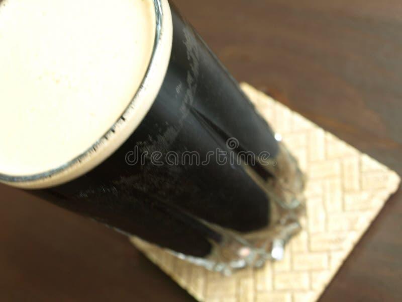 Birra di malto irlandese fotografia stock libera da diritti