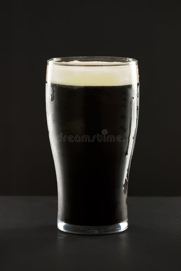 Birra di malto irlandese fotografia stock