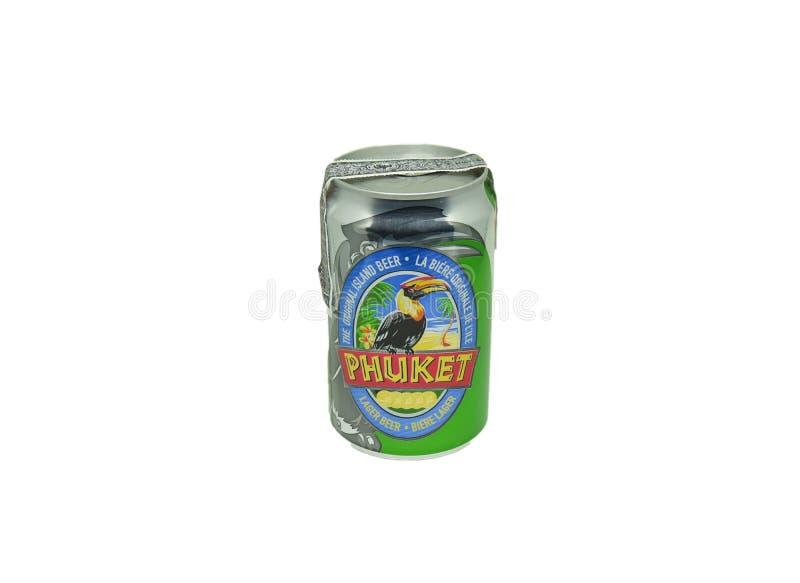 Birra di PHUKET fotografia stock