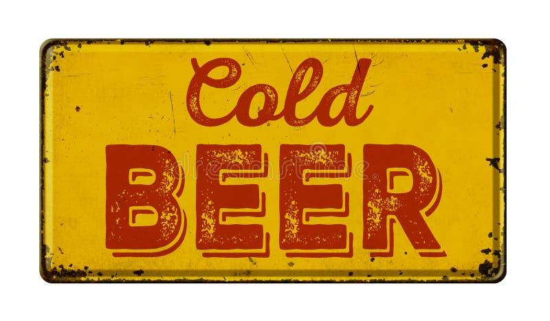 Birra fredda fotografia stock