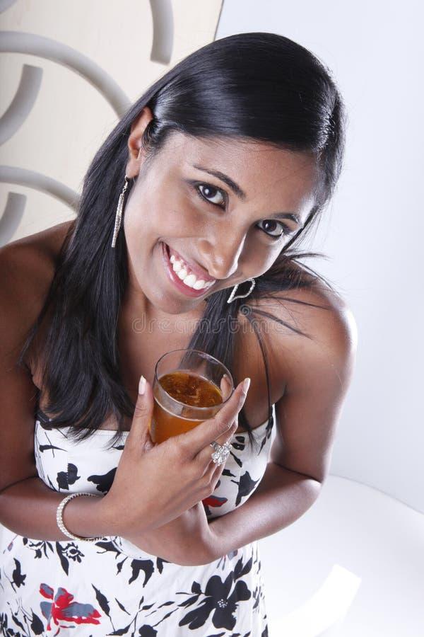 Birra in India fotografia stock libera da diritti