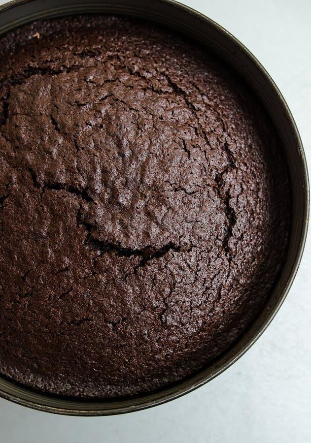 Birra scura e dolce di cioccolato immagine stock libera da diritti
