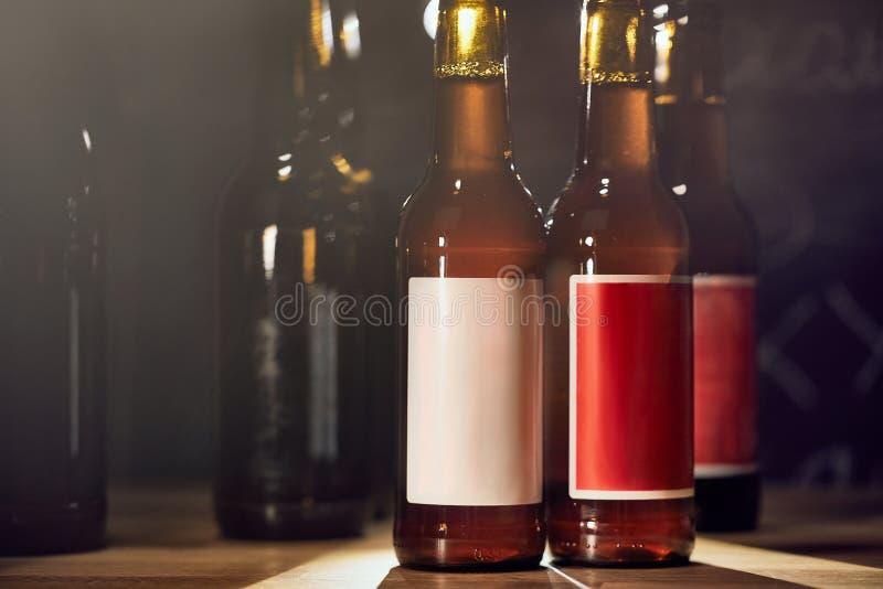 Birra in un pub fotografie stock libere da diritti