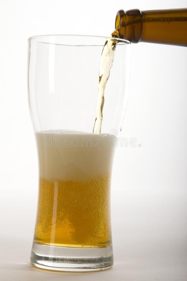 Birra versata