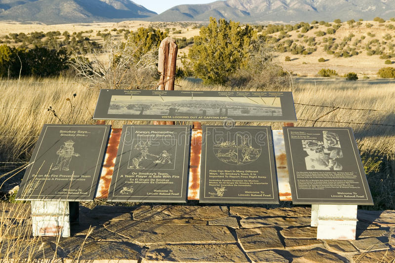 Download Birth Place  Where Smokey The Bear Was Found Editorial Stock Image - Image: 25968659