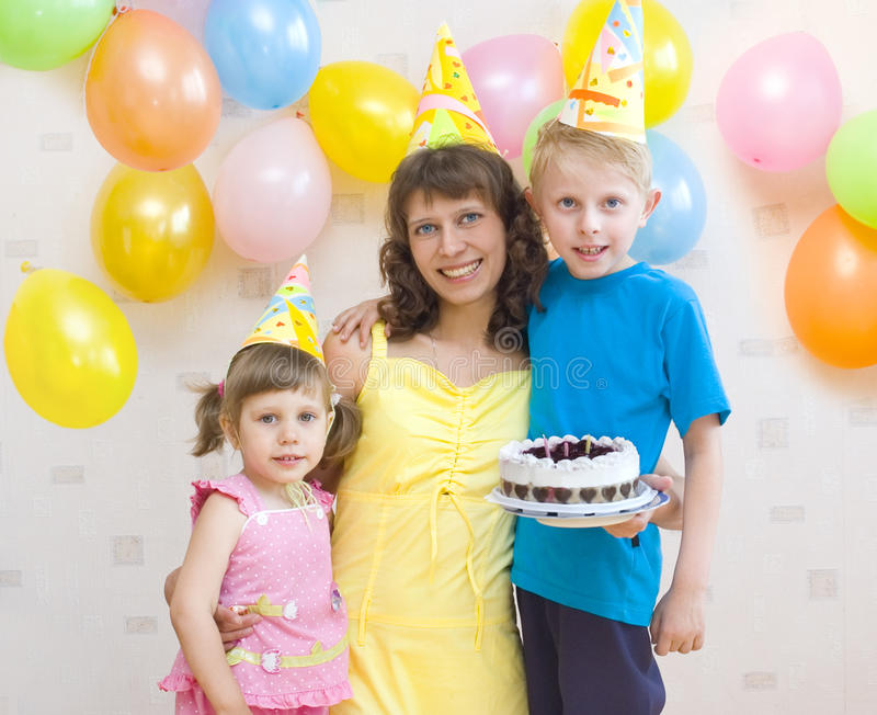 Download Birthday stock photo. Image of smile, candle, child, understanding - 14508750