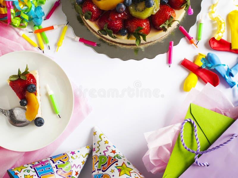 Birthday background. stock image