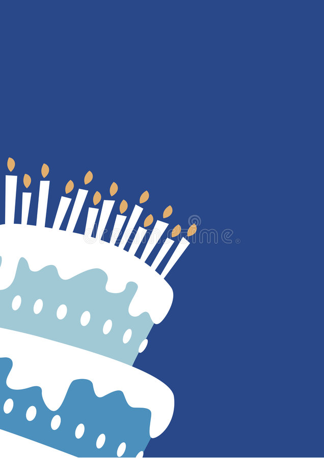 Free Birthday Boy Cake Stock Images - 5018004