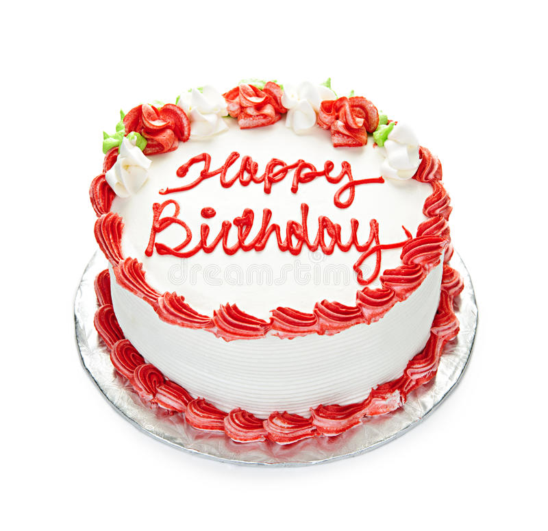 Free Birthday Cake Royalty Free Stock Photos - 16522268