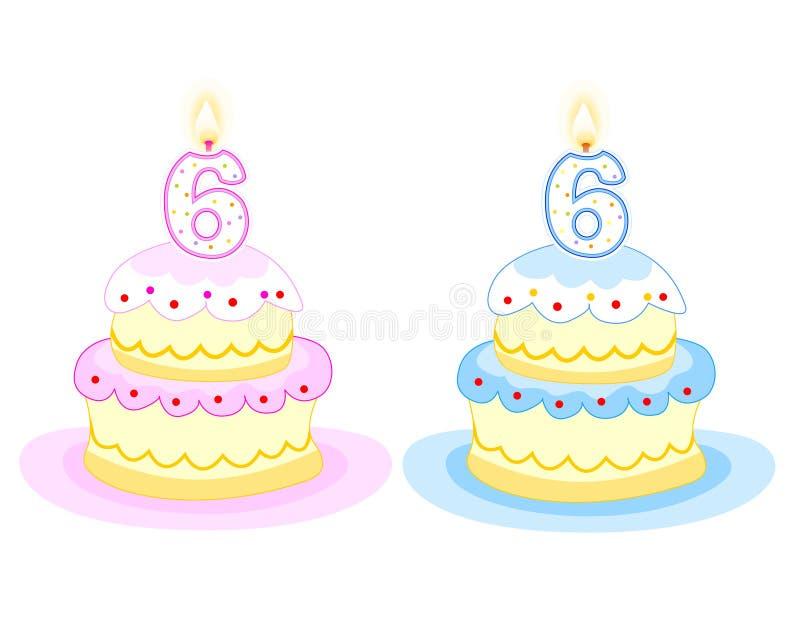 Download Birthday cake stock vector. Illustration of company, clip - 17329399
