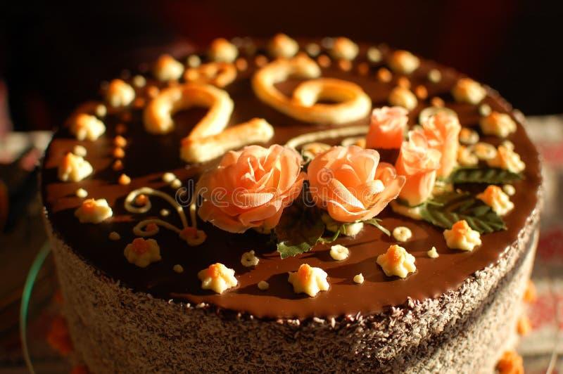 Birthday Cake 26 Stock Image Image Of Birthday Marchpane 16411441