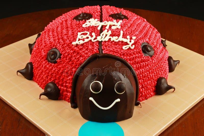 Wondrous Ladybug Birthday Cake Cake Stock Photos Download 101 Royalty Funny Birthday Cards Online Alyptdamsfinfo