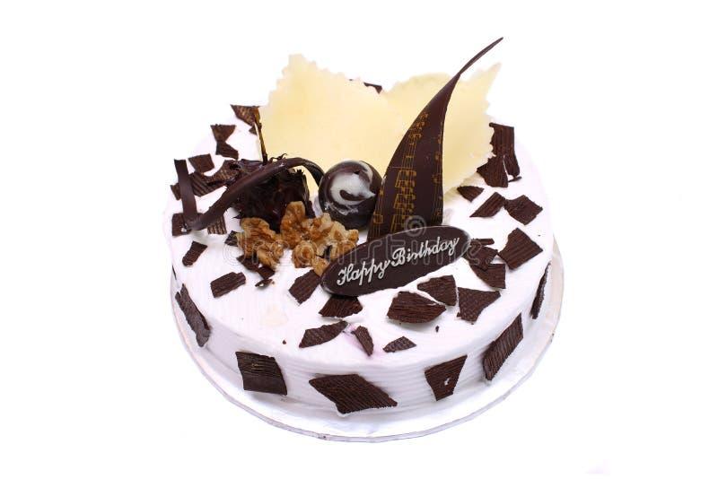 Download Birthday Cake stock image. Image of delicious, torte, round - 7152283