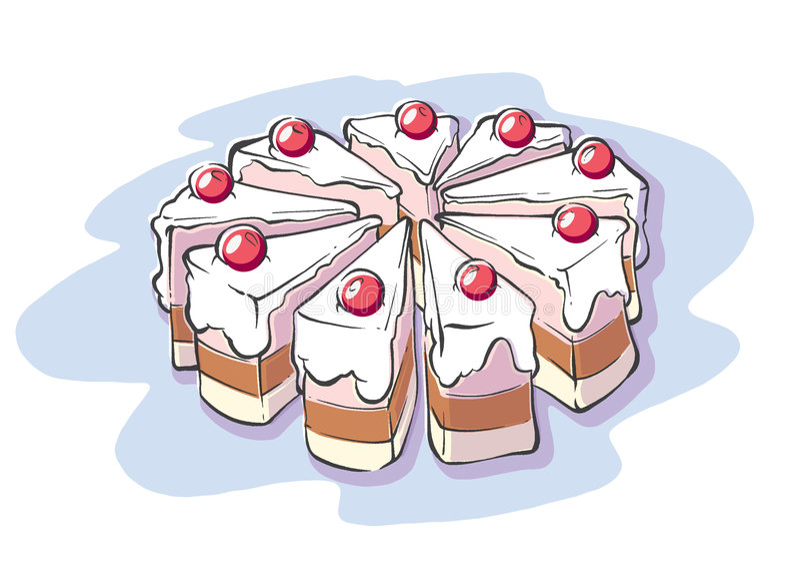 Download Birthday Cake Stock Photo - Image: 8019430