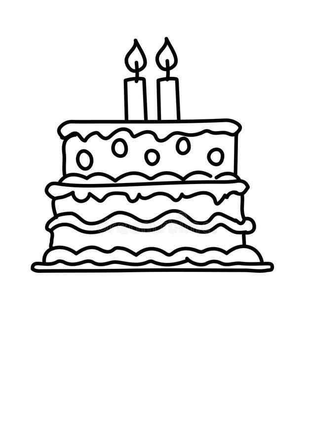 Cake Black White Stock Illustrations 27 353 Cake Black White Stock Illustrations Vectors Clipart Dreamstime