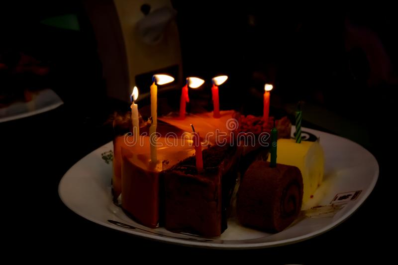 Miraculous Birthday Cake Cut Stock Photos Download 10 420 Royalty Free Photos Funny Birthday Cards Online Barepcheapnameinfo