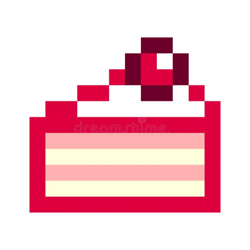 Birthday Pixel Art Stock Illustrations 523 Birthday Pixel