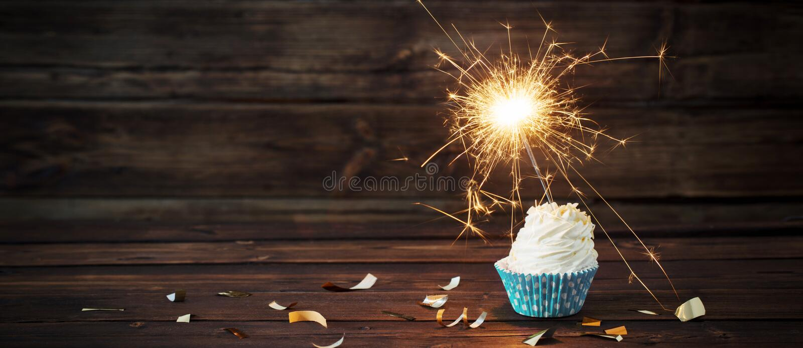 Tremendous Birthday Cake Sparkler Stock Photos Download 1 581 Royalty Free Funny Birthday Cards Online Alyptdamsfinfo