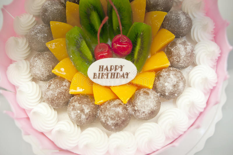 Birthday cakes, pastries design. Pastries design royalty free stock images