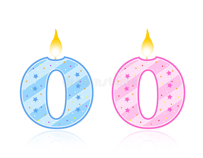 Download Birthday candle - 0 stock vector. Image of isolated, light - 5051290