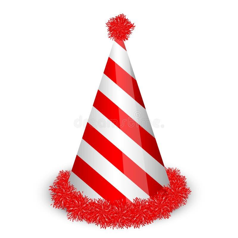 birthday cap stock vector illustration of costume accessories rh dreamstime com birthday hat clipart vector birthday hat vector image