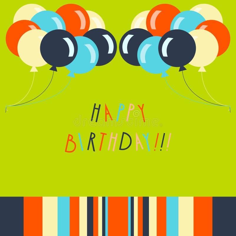 Free Birthday Card Royalty Free Stock Image - 14834326