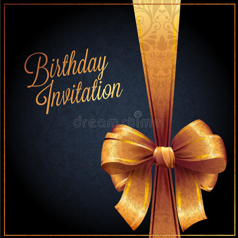 Birthday card with background vector design vector illustration