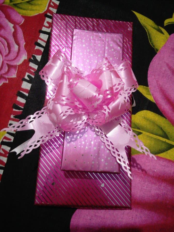 Birthday gift royalty free stock image