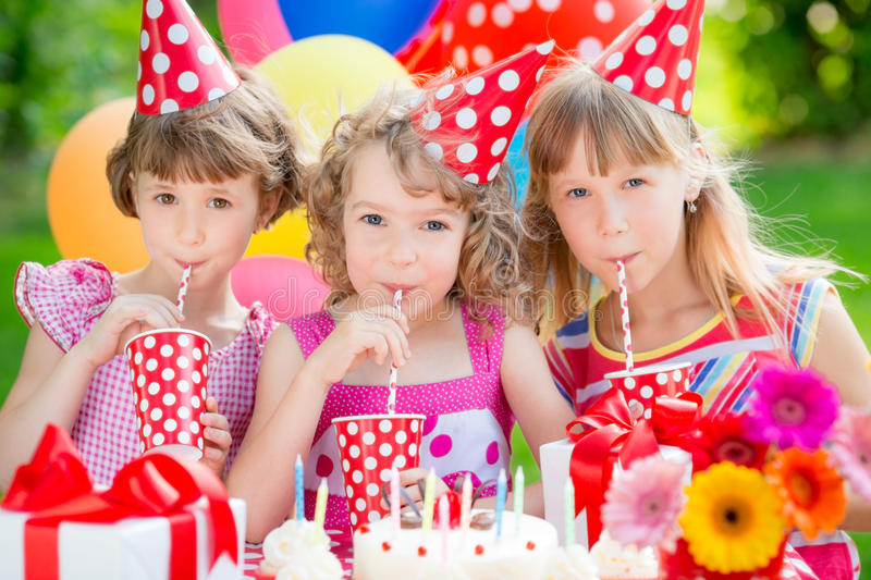 Birthday stock image