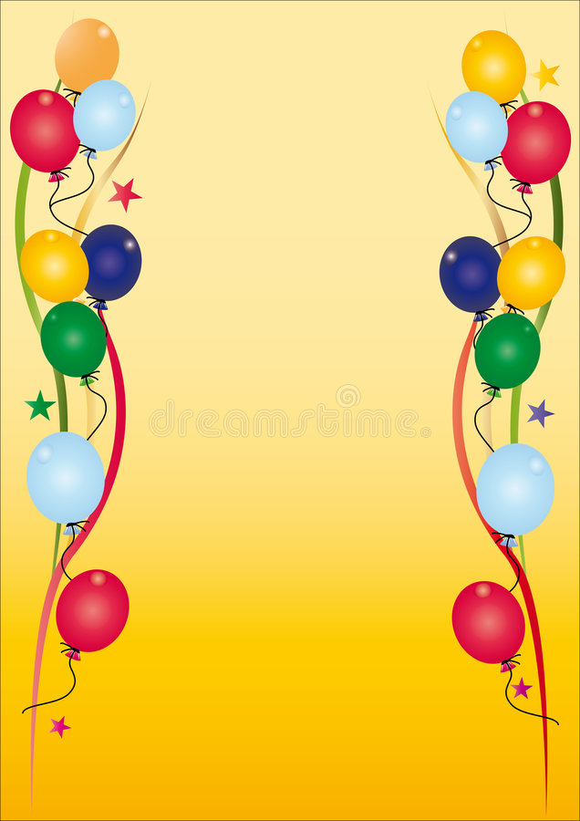 Download Birthday Invitation Royalty Free Stock Image - Image: 8893296